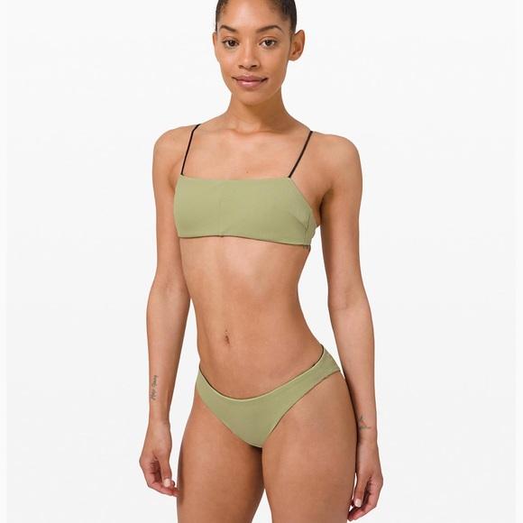 lululemon athletica Other - Lulu lemon sage bikini